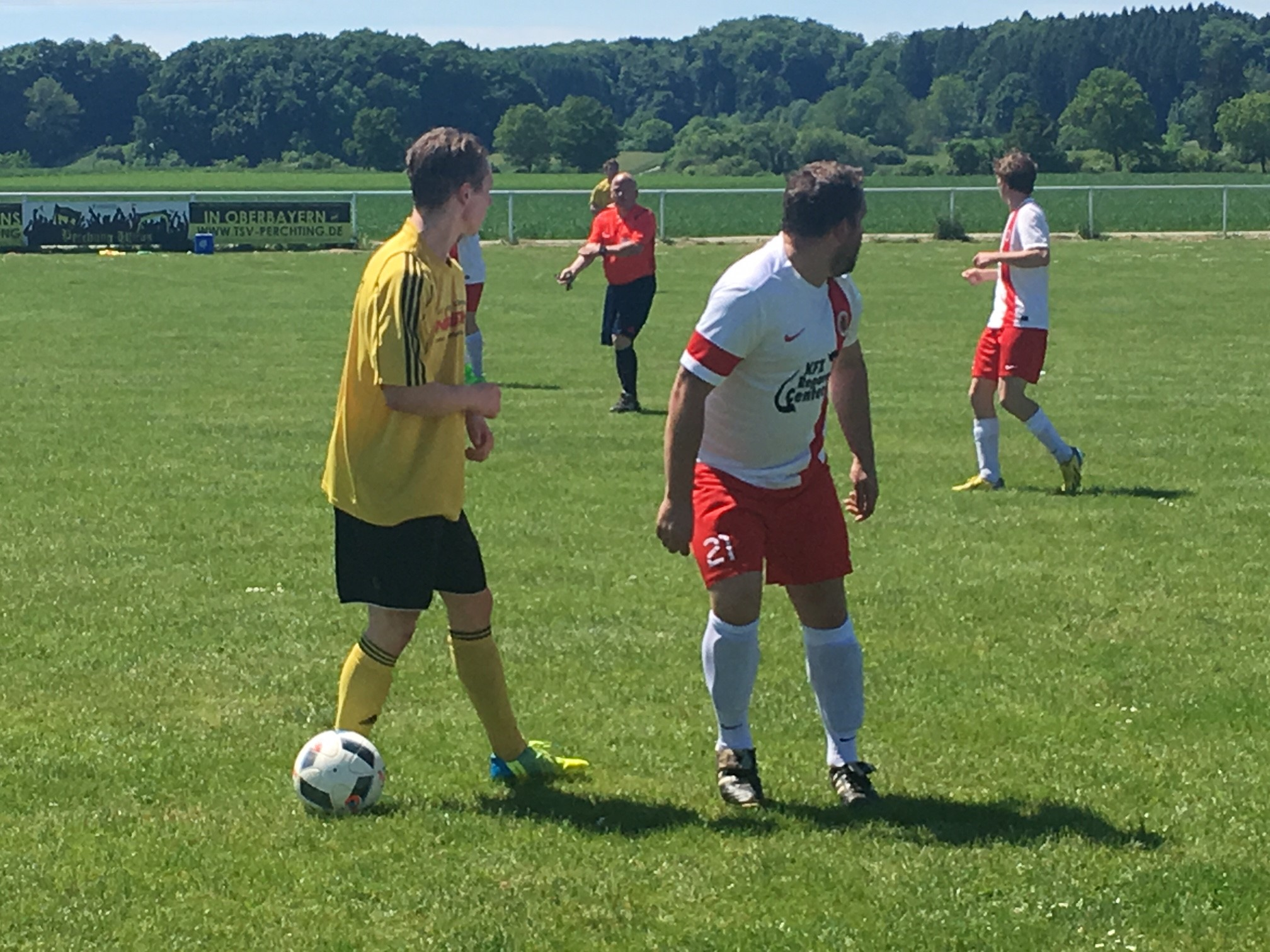 sv-unterhausen.de - SVU Fußballcamp 2017